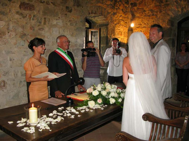 A Legal Ceremony