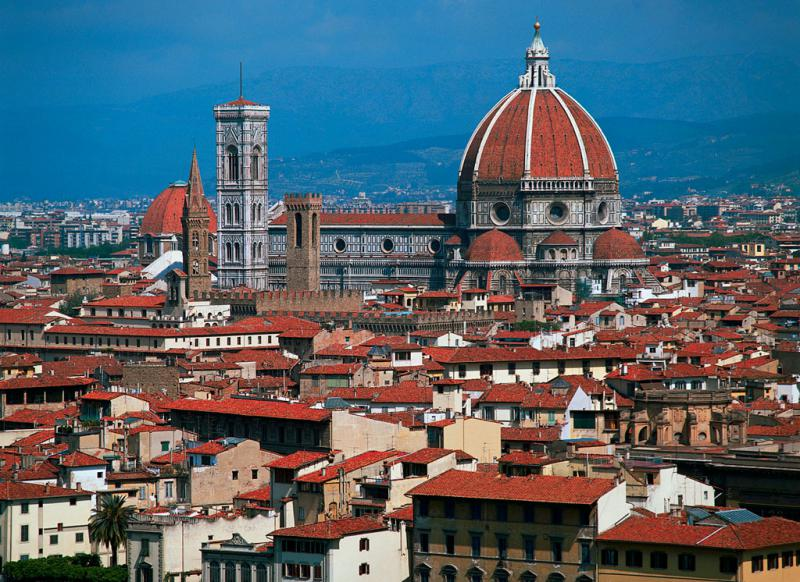02 - Florence, looking for a new Renaissance